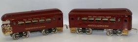 Prewar Lionel Train Standard Gauge 35 Pullman & 36