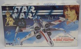 1978 Mpc Star Wars Luke Skywalker's X-wing Fighter