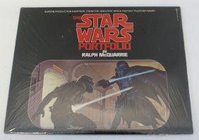 Rare 1977 Star Wars Ralph Mcquarrie Paintings