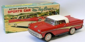 Ford Skyliner Convertible Car, Retractable Roof, Nomura