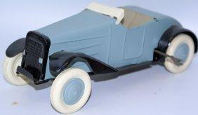 "Wyandotte Robin Egg Blue 6"" Sedan, Restored"