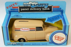 1980's '48 Chevy Panel Delivery Truck True Value
