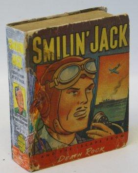 1943 Smilin' Jack Escape From Death Rock #1445 Big