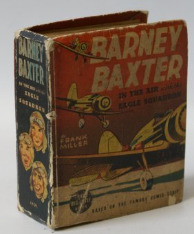 1938 Barney Baxter In The Air With Eagle Squadron #1459