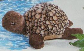 "Adorable Sonni (germany) Plush Stuffed 15-3/4"" Turtle"