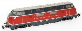 Marklin Ho 3021 V200 Diesel Locomotive Engine Deutsche