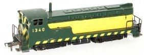 Fleischmann Ho 1340 Jersey Central Lines Diesel