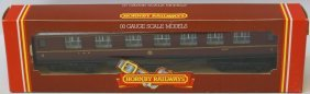 Tri-ang Hornby Oo Gauge 00 Ho R-474 Lms Composite Coach