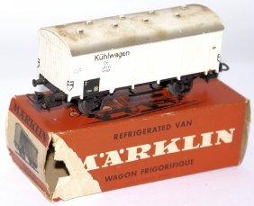 Ho 4508 Marklin Märklin Kuhlwagen Freight Refrigerated