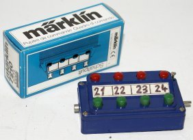 Ho 7210 Marklin Märklin M Track Control Circuit Divide
