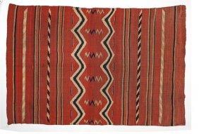Fine Early Navajo Classic Serapi Weaving