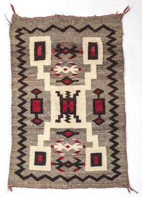 Nice Small Navajo Weaving