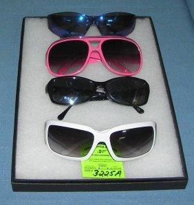 Prada Dasty Pink Satin Silk Clutch Bag G-Card : Lot 1