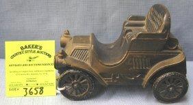 Vintage Rambler Open Seated Touring Car