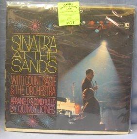 Vintage Frank Sinatra Two Record Album Set