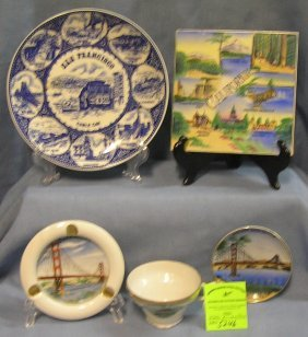 Nice Group Of California Souvenirs And Collectibles