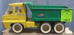 Vintage Structo Hydrolic Dump Truck