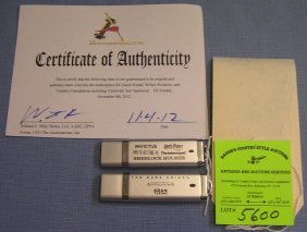 Two Thumb Drives Of Movie Scripts Collected By Dan