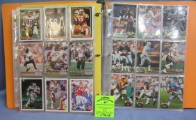 Group Of Vintage Football Cards