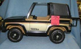 Vintage Large Scale Tonka Jeep