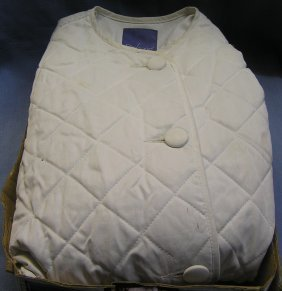 Modern Insulated Jacket, Made By Drizzle