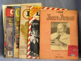 Vintage Outlaw, Civil War & Celebrity Magazines