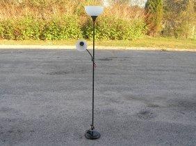 Modern Double Light Floor Lamp
