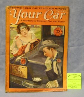 Early Your Car Motor Car Magazine