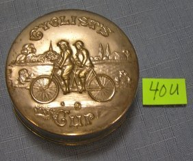 Early Expandable Cyclist's Travel Cup