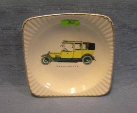 Rolls Royce Automotive Advertising Dish