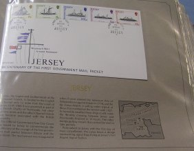 Large Collection Of Vintage First Day Covers
