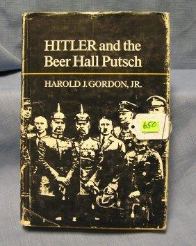 Hitler & The Beer Hall Putsch By H. Gordon Jr.
