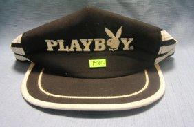 Vintage Playboy Club Cap