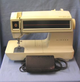 Singer Touch-tronic 2001 Memory Machine