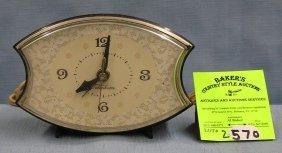 Vintage Telechron Electric Alarm Clock