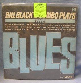 Vintage Bill Blacks Combo Plays The Blues Record Album