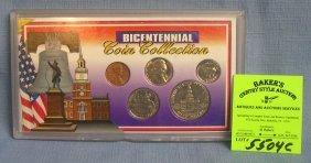 Bicentennial Coin Collection