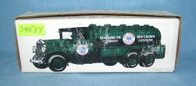 Standard Oil Co. Cast Metal Delivery Truck Bank