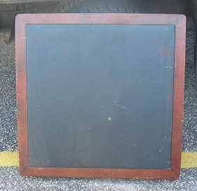 Antique Card Table By The Ferguson Furniture Co.