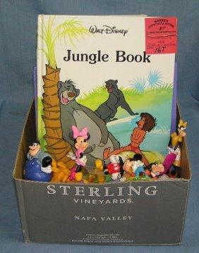 Box Full Of Children's Books And More