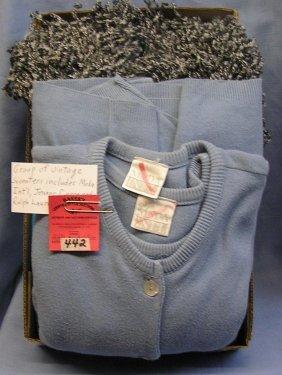 Moda Int'l, Jeanne Pierre And Ralph Lauren Sweaters