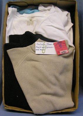 Vintage Clothing: Jones Of New York , Mark & Spencer &