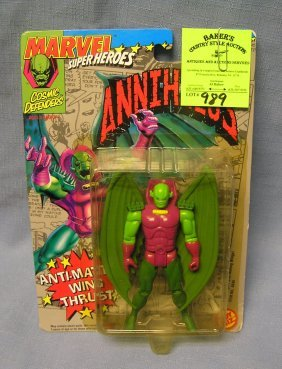 Annihilus Action Figure Mint On Card