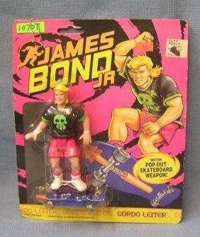 James Bond Jr. Action Figure