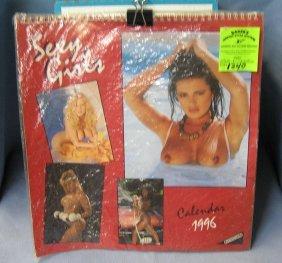 Sexy Girls Calendar