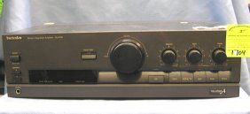 Techniques Stereo Amplifier