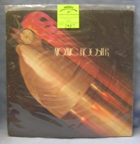 Vintage Atomic Rooster Record Album