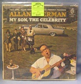 Vintage Allan Sherman Comedy Record Album