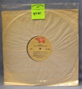 Vintage Eric Clapton Record Album