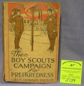 The Boy Scouts Campaign For Preparedness